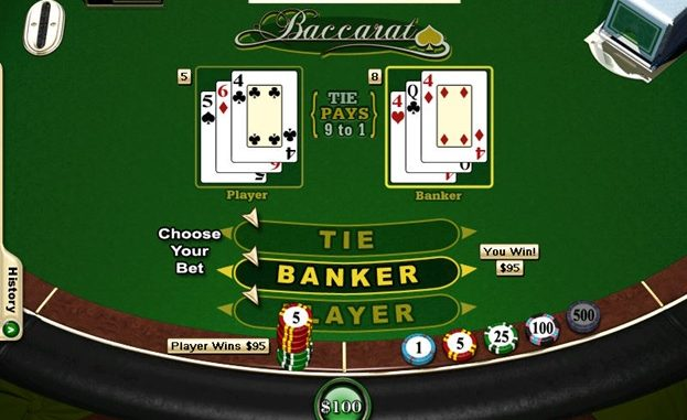 Play Baccarat at Tbsbet