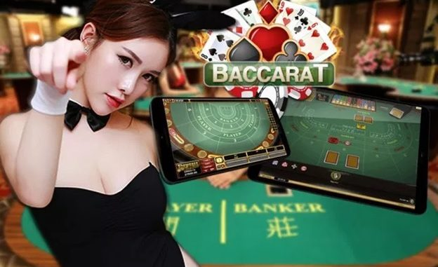 Tbsbet Real Money Baccarat Game