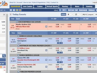 Sports Betting: Live Odds